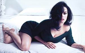 Katy Perry W magazine