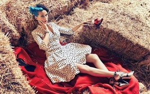 "Katy Perry for ""Teen Vogue'' 2012"