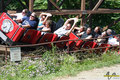 Kings Island Beast - rollercoasters photo
