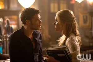 Klaus x Camille