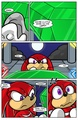 Knuckles the Wereechidna transformation - knuckles-the-echidna photo