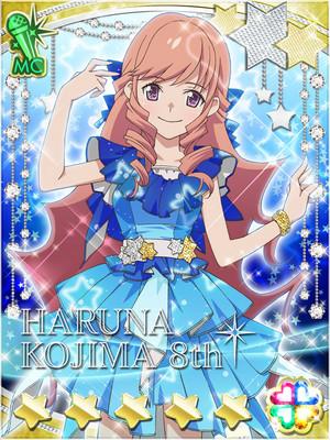 Kojima Haruna the 8th