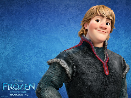 Frozen - Uma Aventura Congelante - Uma Aventura Congelante wallpaper probably with an outerwear, a well dressed person, and an overgarment entitled Kristoff wallpapers