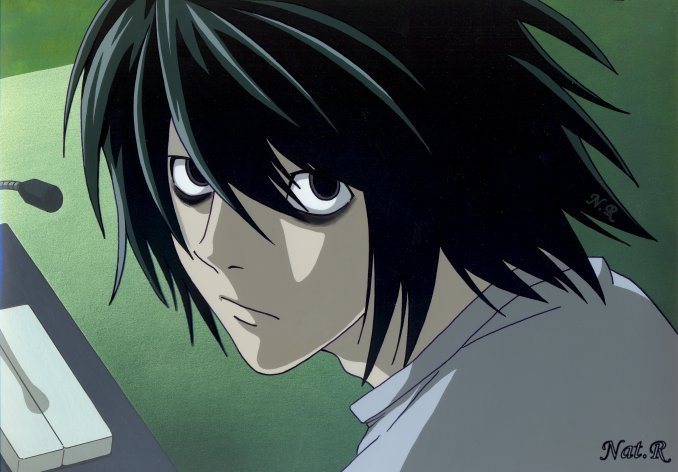 Image - L-character.jpg | Death Note Wiki | FANDOM powered by Wikia