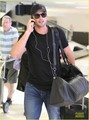 LAX Arrival After Toronto Film Festival! - tom-welling photo