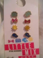 LM earrings