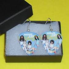 LM earrings