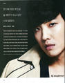 Lee Joon Magazine M vol.34  - mblaq photo