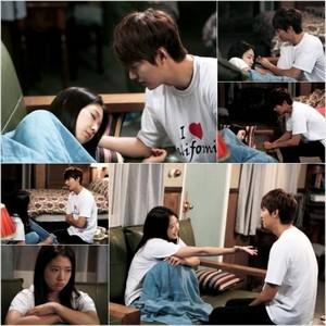 Lee Min Ho & Park Shin Hye 'Heirs'