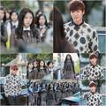 Lee Min Ho & Park Shin Hye 'Heirs' - lee-min-ho photo