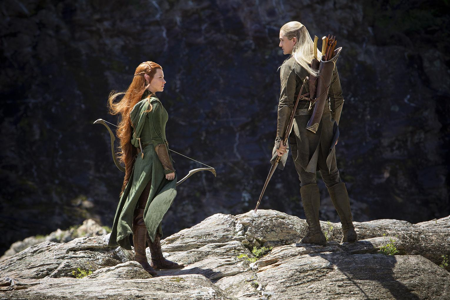lilly legolas tauriel - photo #10