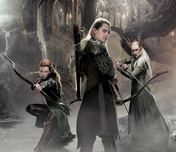 Legolas Wallpaper: Legolas And Tauriel Images Legolas And Tauriel Wallpaper