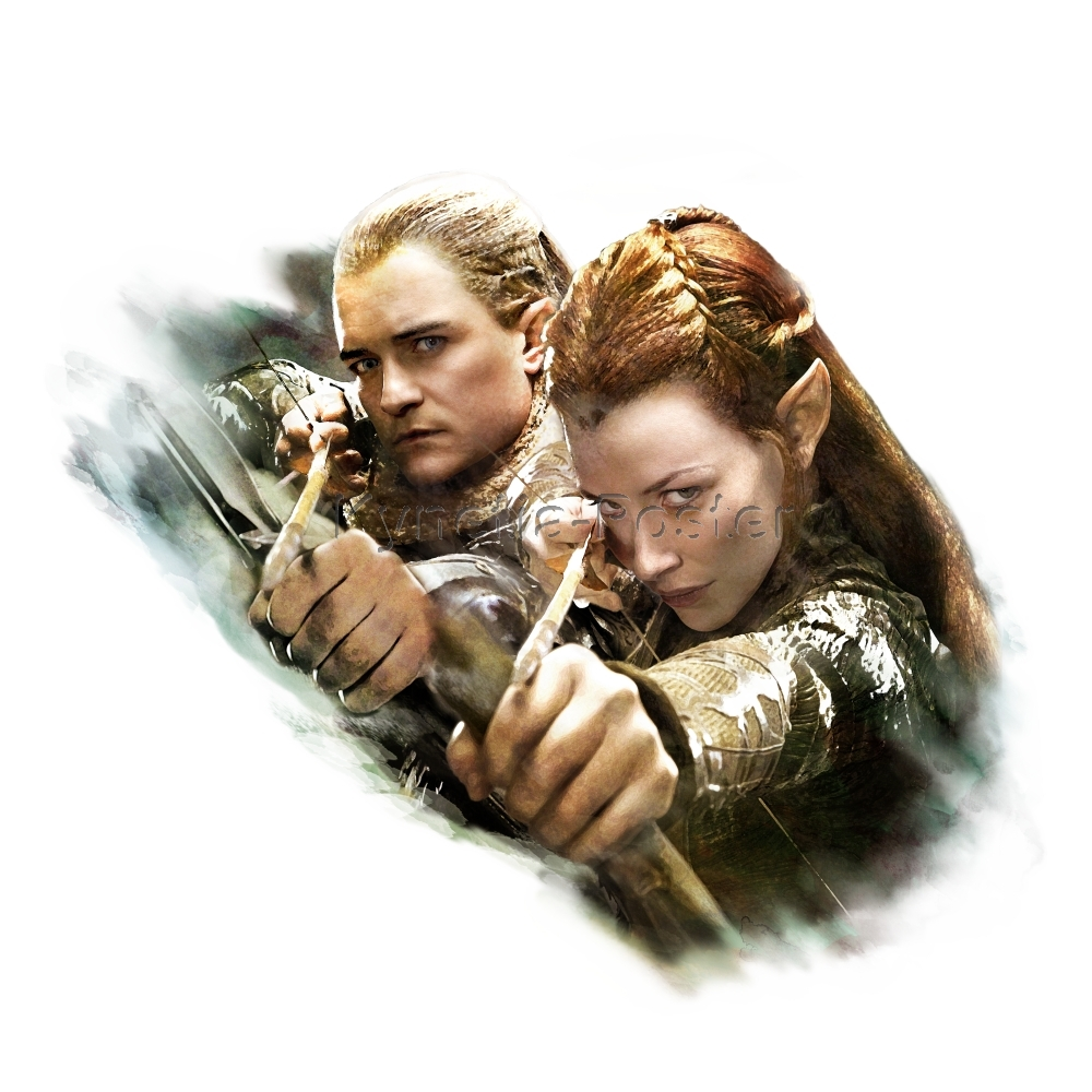 Legolas and Tauriel images Legolas and Tauriel wallpaper and
