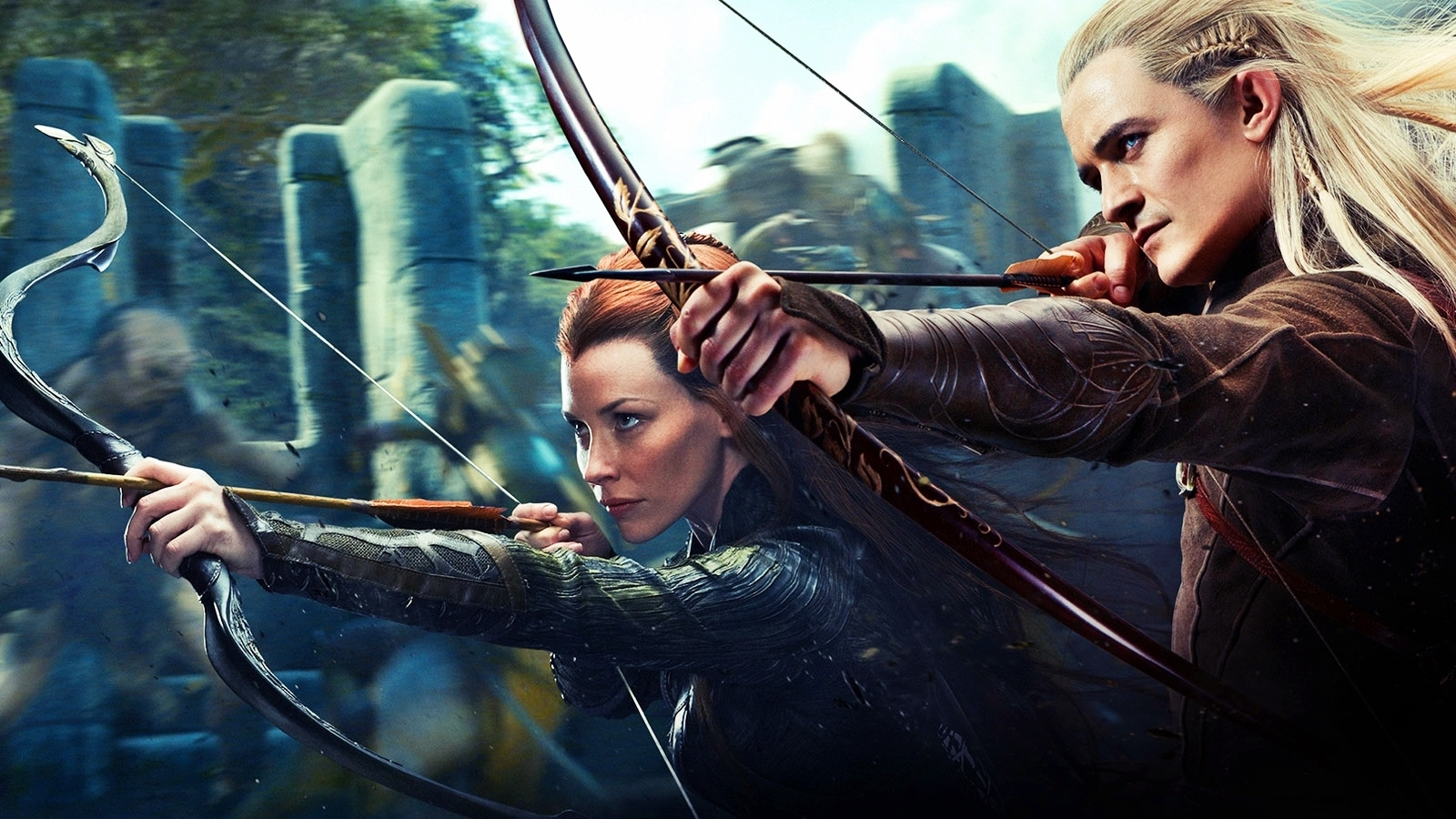 lilly legolas tauriel - photo #5