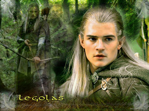 Legolas The Lord of The Rings