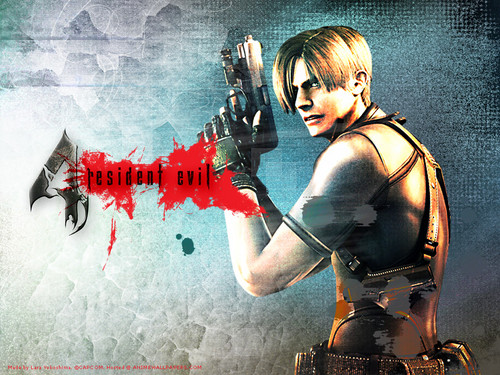 Resident Evil 4 Images Leon-Kennedy-wallpaper HD Wallpaper