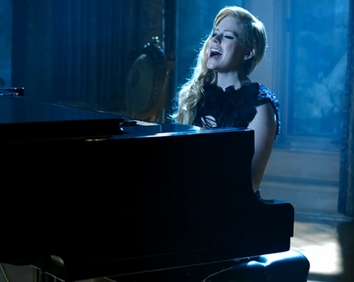 let it go avril: