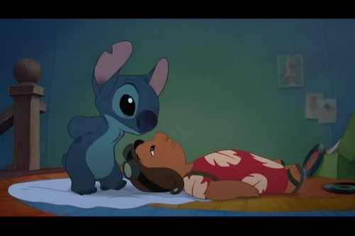 Lilo & Stitch 壁纸 titled Lilo And Stitch 2: Stitch Has A Glitch