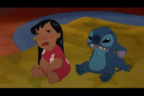 Lilo & Stitch 壁纸 called Lilo And Stitch 2: Stitch Has A Glitch