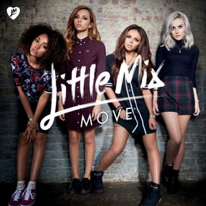 "Little Mix ""Move"" Single Cover"