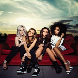 "Little Mix ""Salute"" Album ছবি shoots"