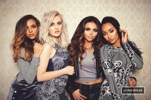 Little Mix da Jonathan Fenn