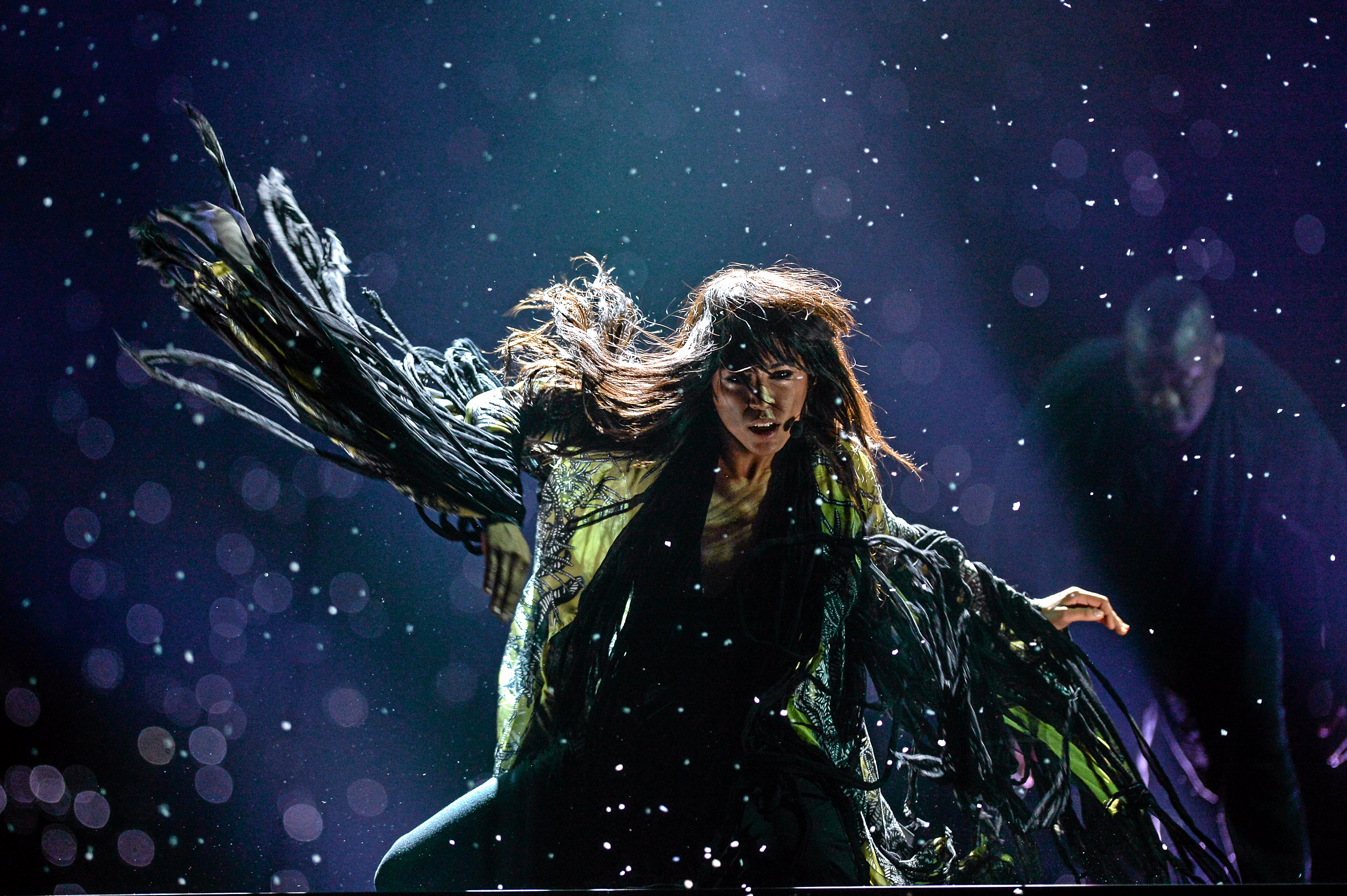 Loreen, winner 2012 Eurovision Song Contest