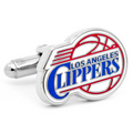 Los Angeles Clippers Cufflinks - music fan art