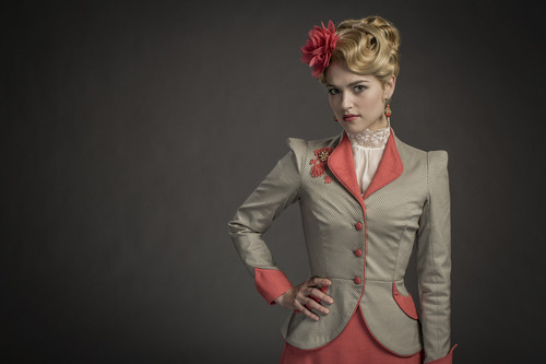 Dracula NBC kertas dinding containing a business suit, a well dressed person, and a suit entitled Lucy Westenra