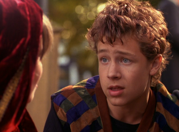 Luke from halloweentown