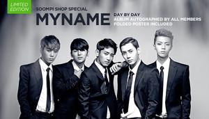 MYNAME - 'Day দ্বারা Day'
