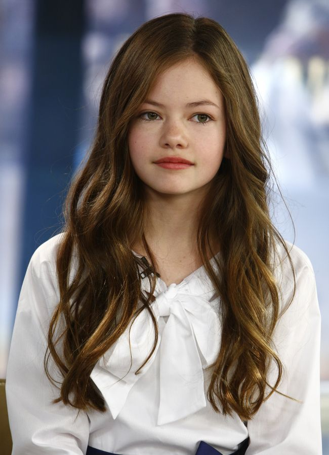 Mackenzie Foy (aka Renesmee Cullen)
