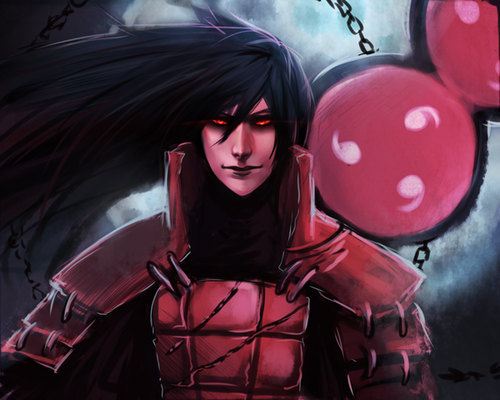 Madara Uchiha wallpaper titled Madara Fanart