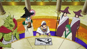 Magi The Kingdom Of Magic Episode 1