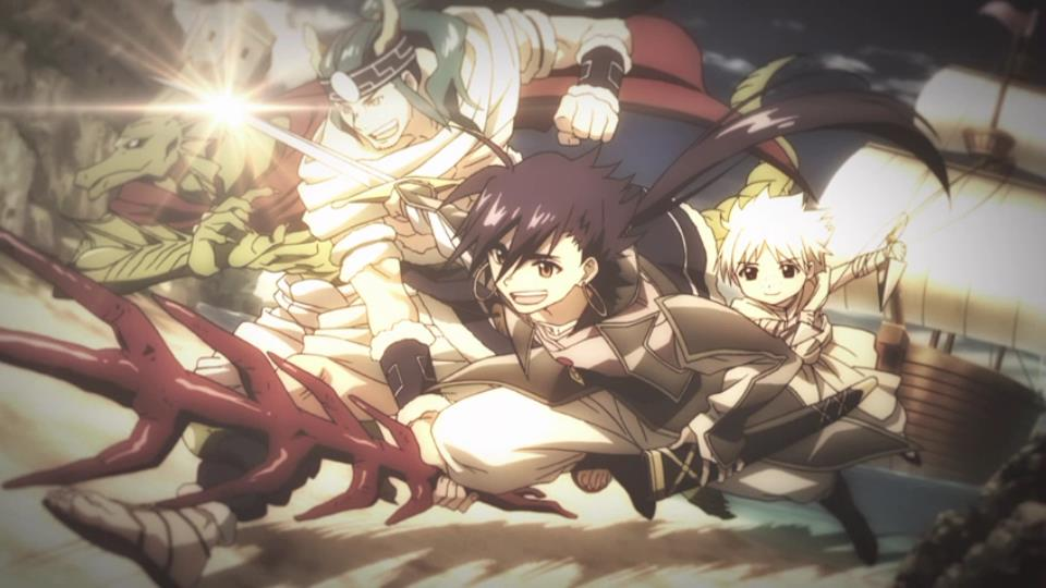 Magi Kingdom of Magic Images Magi The Kingdom of Magic