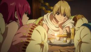 Magi The Kingdom Of Magic Episode 1