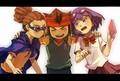 Mark, Jude & Celia! ♥