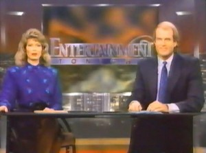 Mary Hart and John Tesh