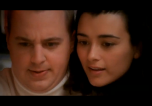 McGee and Ziva
