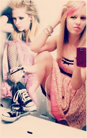 Me && Avril Lavigne