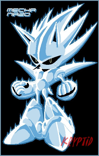 Neo the Hedgehog images Mecha Nazo wallpaper and ...