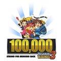 Megaman 1000,00 strong fans