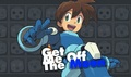 Megaman wants off the moon