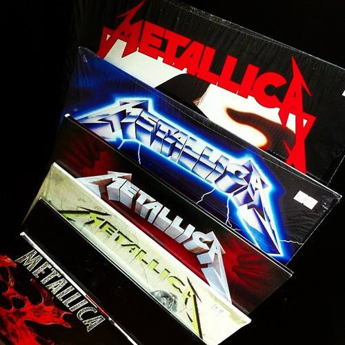 Metallica wallpaper possibly containing a newspaper and anime titled Metallica Classic