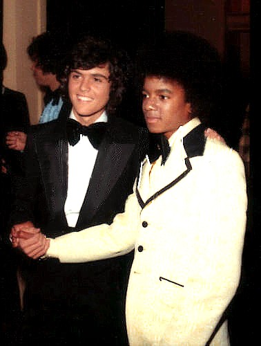 Michael And Donny Osmond