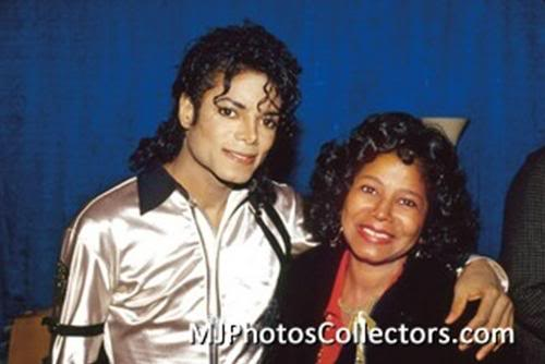 Michael And His Mother, Katherine