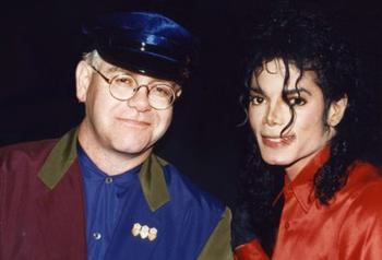 Michael And Sir Elton John