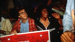 Michael And Woody Allen