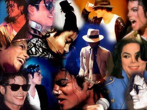 Michael Jackson Photo Collage
