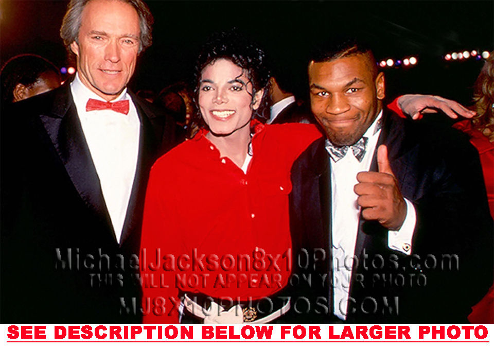 Michael and vrienden